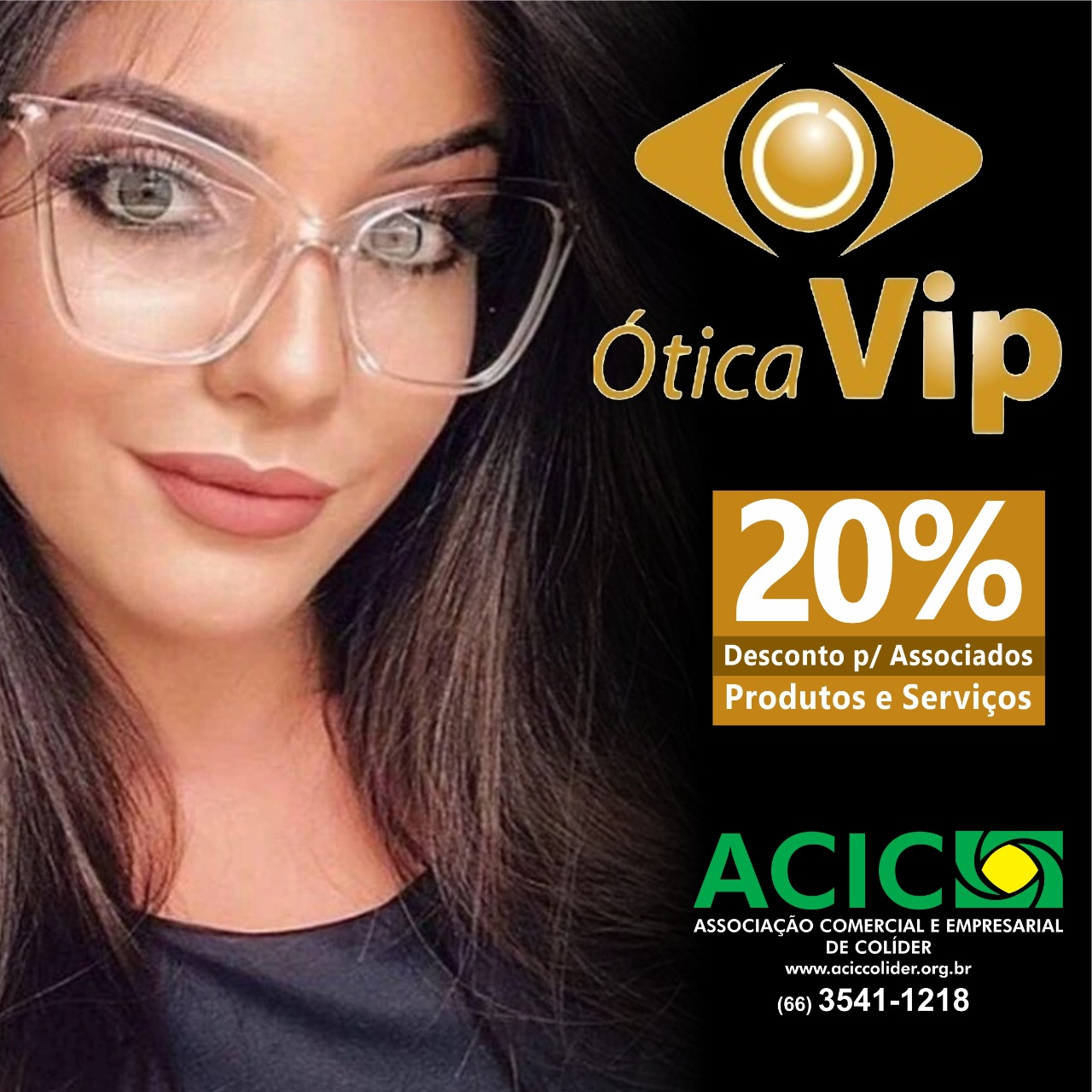 OTICA VIP