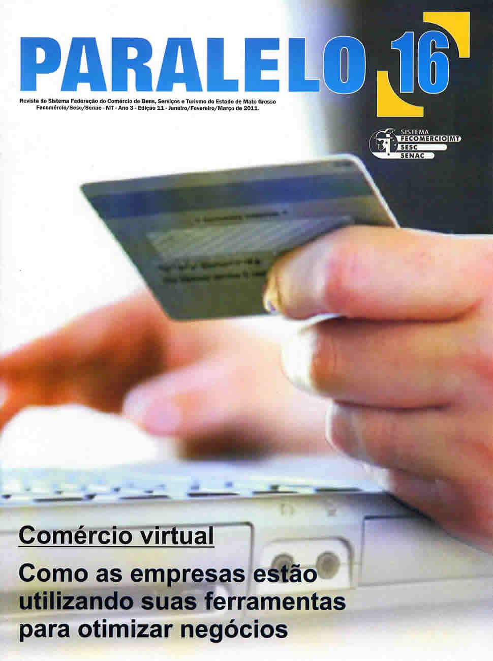 Paralelo 16 - Comércio Virtual