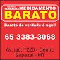 FARMACIA MEDICAMENTOS BARATO