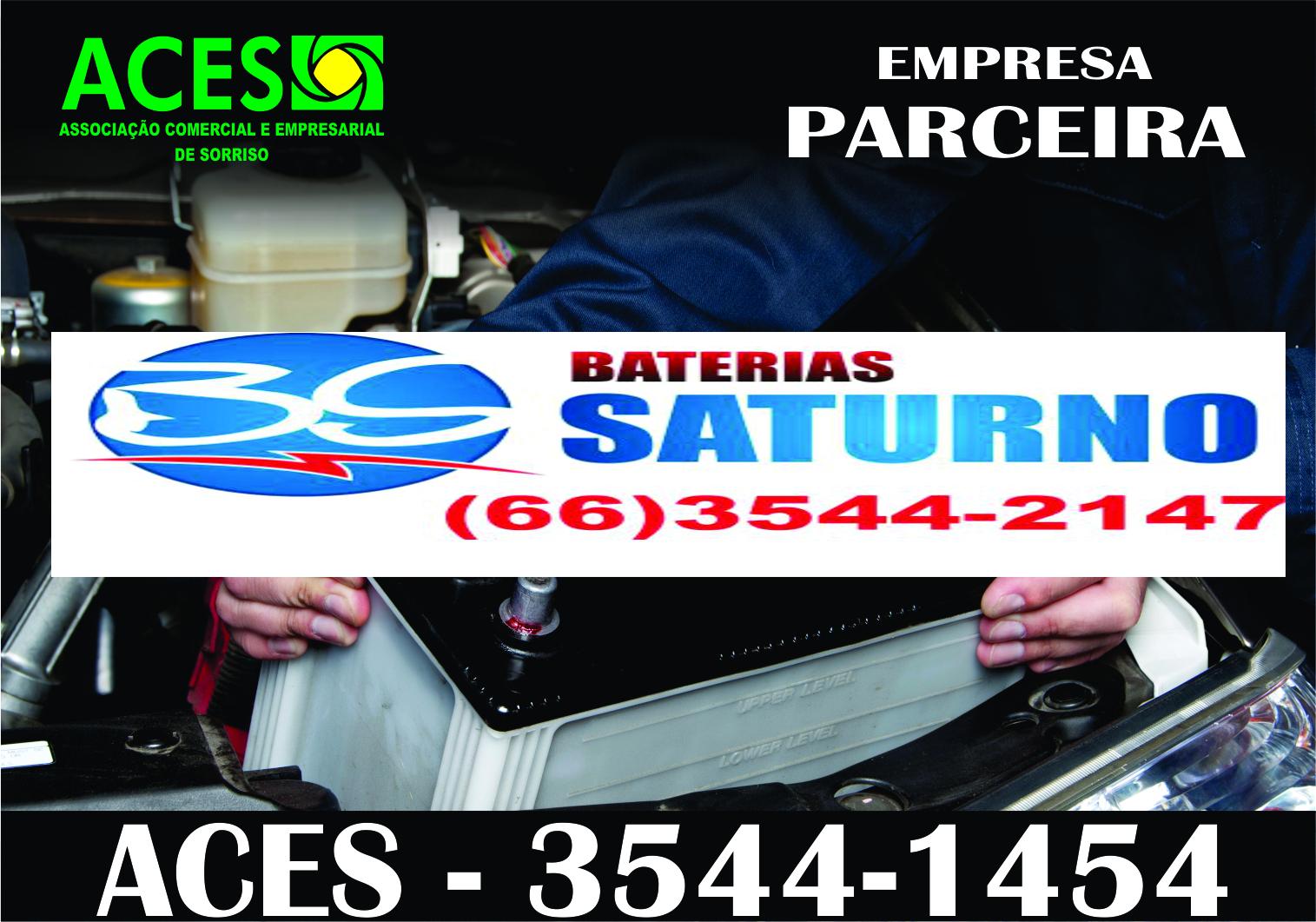 BATERIAS SATURNO