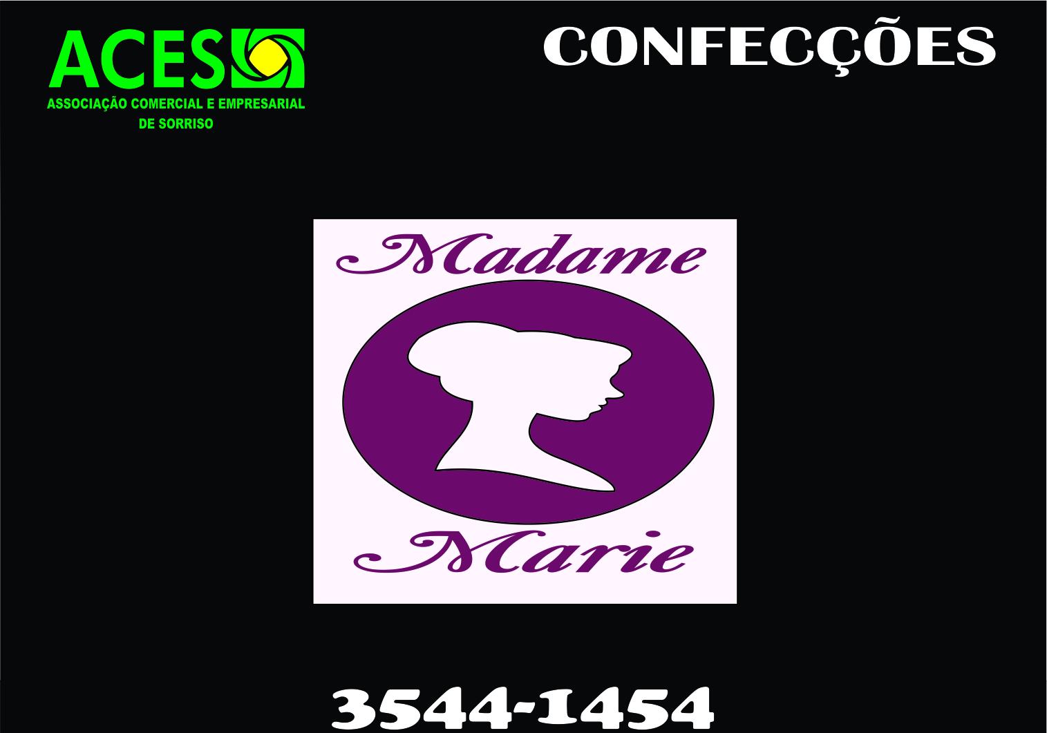 LOJA DE CONFECÇÕES MADAME MARIE